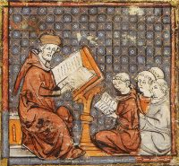 Medieval lectures